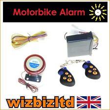 Moto Lampeggiante Allarme Di Sicurezza Con Finder Funzione 2 Telecomandi 12v