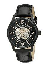 Stuhrling Original 992 02 Men's Legacy Analog Automatic Self Wind Black Watch