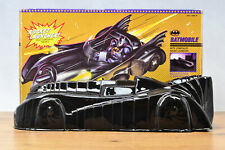 #Vintage Platic Toy#Boxed Huge Rare ToyBiz China Batmobile Rocket Cars Cocoon