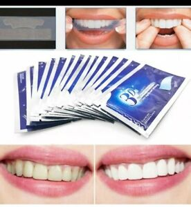 28pcs/14pair gel 3D Professional Teeth Whitening  Whitestrips Safe  strips