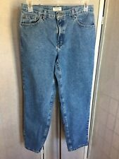 Covington Women's Classic Size 14 Light Blue Wash Straight Leg Mid Rise Jeans
