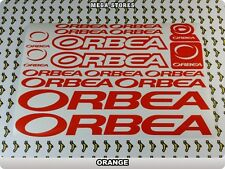ORBEA Stickers Decals Bicycles Bikes Cycles Frames Forks Mountain MTB BMX 58DF