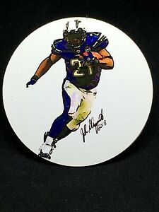 Los Angeles Chargers LaDainian Tomlinson magnet-Designed by John D'Acquisto