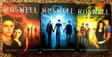 Roswell: Complete Series 1-3 - Seasons 1,2,3 (DVD)