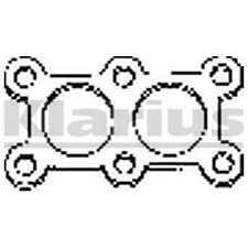 Klarius Exhaust Gasket 410497 - BRAND NEW - GENUINE - 5 YEAR WARRANTY