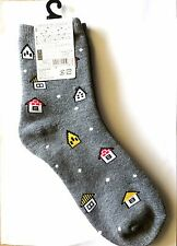New Cute KAWAII Winter Thick Warm Women's / Girl's Socks House pattern