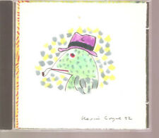 "KEVIN COYNE ""Burning Head"" limited Edition Multiart CD Rare Version 2"