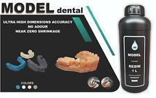 DLP SLA LCD 3d printer  high quality resin for dental models (formlabs compatib)