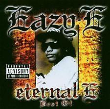 BEST OF EAZY E - ETERNAL E - CD - NEW