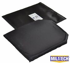 Ballistic Panel Bullet Proof Plate Backer Body Armor NIJ Lvl IIIA 3A 10x12 SC&T