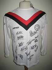 Almere City FC Omniworld SIGNED Holland football shirt soccer jersey size MB