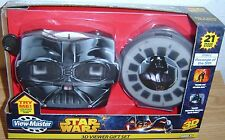 NEW ~ STAR WARS ~ VIEW-MASTER 3D VIEWER, REELS & STORAGE CASE GIFT SET!