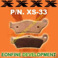 XS33 BRAKE PAD For KTM 125 200 250 300 350 400 450 525