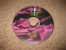 The Peace Keepers Series - Operation: Rumbling Ground - PC CD-Rom Future Graph