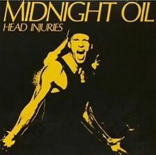 Midnight Oil - Head Injuries (remastered) CD Columbia