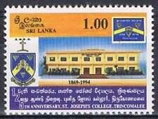 Sri Lanka postfris 1994 MNH 1047 - St. Joseph's College (n1)