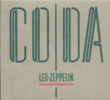 LED ZEPPELIN Coda 2015 remastered CD