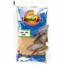 (3,99€/kg) Zammataro Fertigfutter Feeder Mix Gold   ~ - Feeder Mix Gold- 1kg