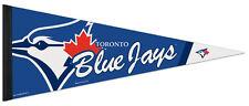 TORONTO BLUE JAYS MLB Baseball Logo-Style Premium Felt Logo Collector's PENNANT