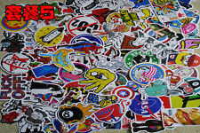 100 pieces Stickers Motor Graffiti Vinyl Skate Skateboard Laptop Luggage Decal