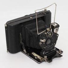 ICA Icarette I (495) 120 Roll 6x6 Folding Camera – c. 1912 to 1925 - Tested GC