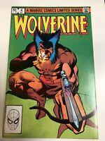 Wolverine Mini (1982) #4 NM Frank Miller