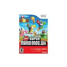 New Super Mario Bros Wii Very Good 8Z