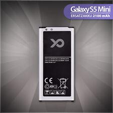 Ersatzakku für Original Samsung Galaxy S5 Mini SM-G800F Batterie DuoS SM-G800H