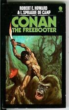CONAN THE FREEBOOTER by RE Howard, rare British Sphere fantasy pulp vintage pb