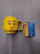 LEGO® Minifigure Ceramic Coffee Tea Cup Mug 853910 Brand New Rare