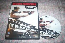 DVD RUSSIAN TRANSPORTEUR : MISSION PROTECTION