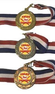 Premio Para Bailar Premio 40mm Emperador SPORTS Medalla Opcional Grabado