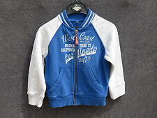 GILET SWEAT BLEU ♥ CAPTAIN TORTUE ♥ T 3 ANS  TBE +++ ☺