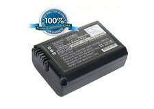 7.4V battery for Sony NEX-F3, NEX-6B, NEX-5NDW, NEX-C3DP, NEX-C3, Alpha SLT-A35