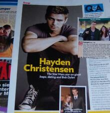 Hayden Christensen 53 pc German Clippings Collection Star Wars Rachel Bilson