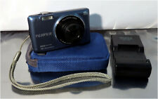 FujiFilm FinePix AX665 Blue 16MP Digital Camera w/ 5x Optical Zoom