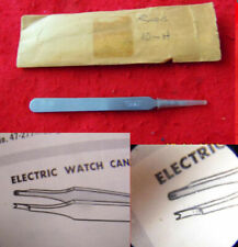 Tweezers Watchmakers Specialty Rubis Tool Hamilton Electric Watch Cannon Pinion
