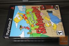 The Simpsons Skateboarding (PlayStation 2, PS2 2002) COMPLETE! - EX!