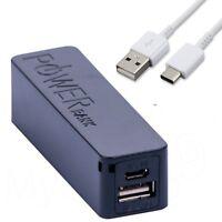 Power Bank Für Elephone U3H 5600mAh Akku 3.0 USB Typ-C Ladegerät + KABEL
