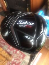 Titleist 917 D2 10.5 degree Right handed driver.