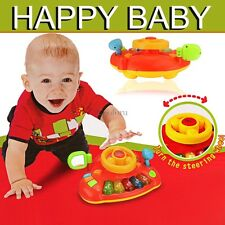 Development Toy Baby Multicolor Plastic Arshiner Steering Wheel Driver Toy CO99