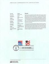 #0420 (5c) Seacoast Nonprofit Coil #3864 Souvenir Page