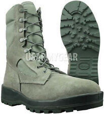ALTAMA Air Force Foliage Sage Green GORETEX TW Combat Boots with Cosmetic Issues