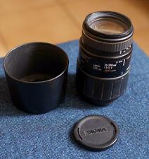 Zoom Sigma 70-300 mm 4 5.6 D APO Macro NIKON Mount