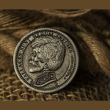 Grifters Coin by Murphys Magic - Cool Design Coins for Magic Tricks