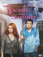 Dvd nuovo BACIATI DALLA SFORTUNA edizione noleggio