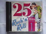 HEINZ, DOMINO Fats... - 25 Rock 'n' Roll hits vol 1 - CD Album