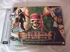 Pirates of the Caribbean-Dead Mans Chest DVD TV Game