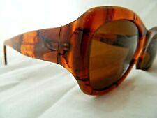 11ffc426c8d Vintage sunglasses Christian Roth 80 s Mod 2230 tortoise plastic Made Italy