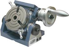40277 GG-Tools  Rundtisch Teilapparat 110mm schwenkbar 0-90°